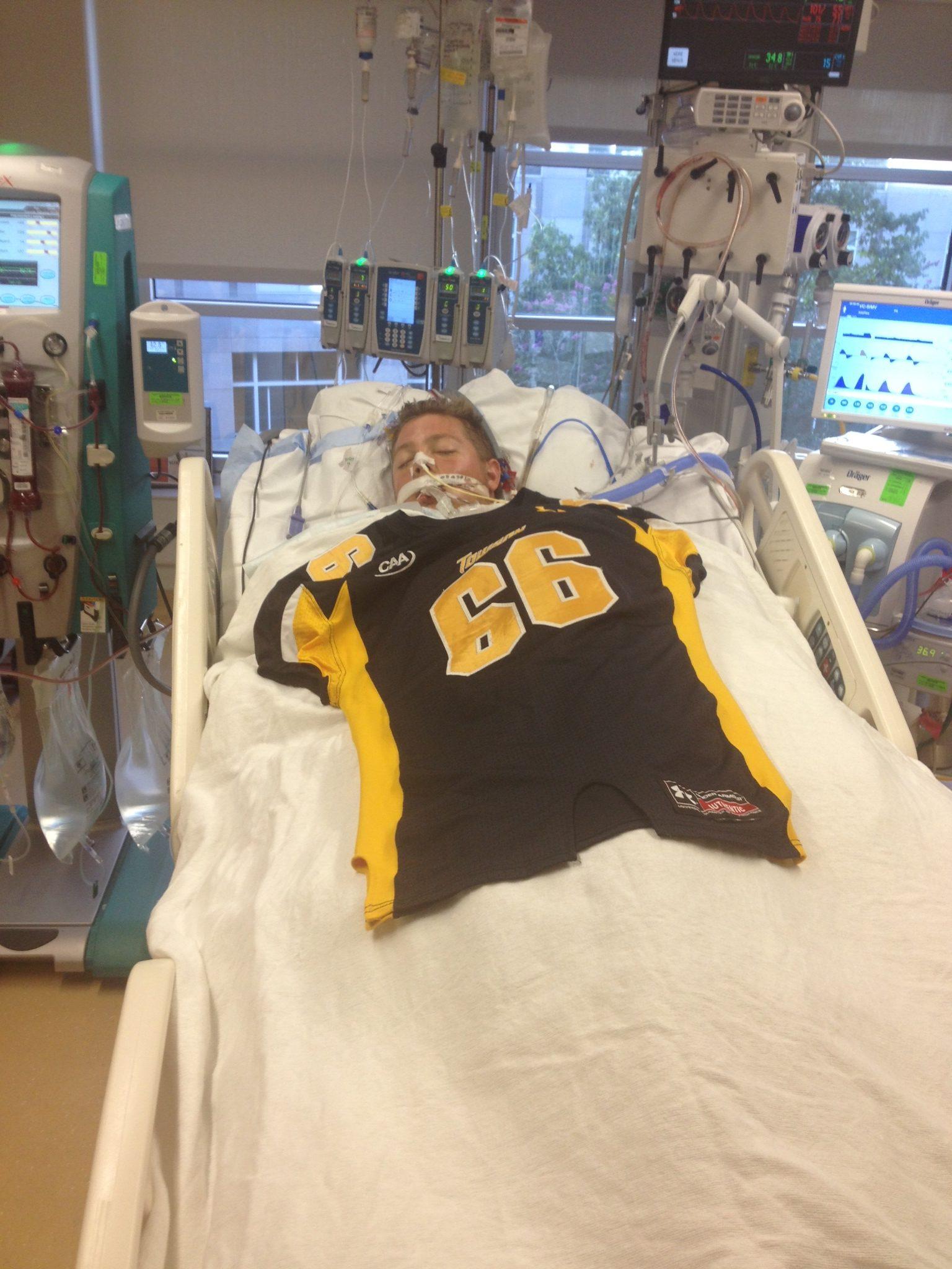 Gavin Waiting for a Transplant