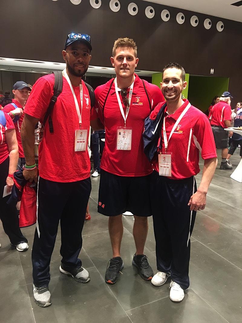 Team USA- World Transplant Games