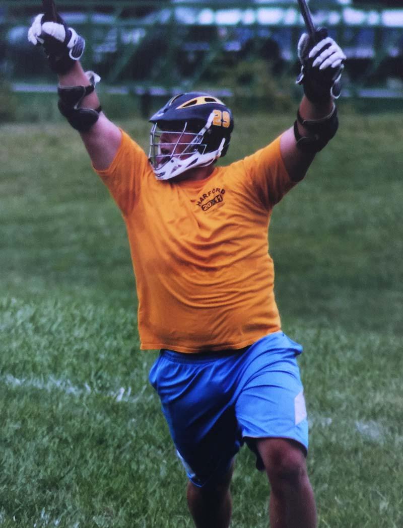 Gavin- Summer Lacrosse League
